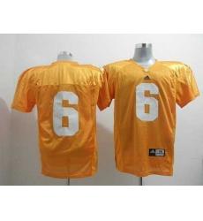 Vols #6 Denarius Moore Orange Embroidered NCAA Jersey