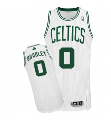 Revolution 30 Celtics #0 Avery Bradley White Stitched NBA Jersey