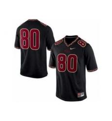 Florida State Seminoles FSU 80# Rashad Greene Black College Football Nike NCAA Jerseys