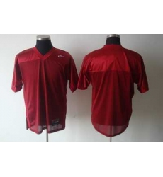 NCAA Florida state seminoles blank red Jersey
