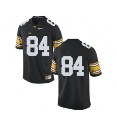 Iowa Hawkeyes 84 Nick Easley Black College Football Jersey