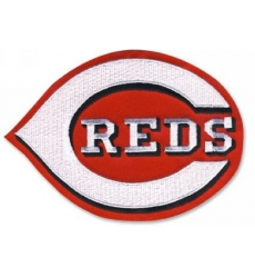 Stitched MLB Cincinnati Reds C Logo Patch