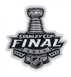 NHL 2019 Stanley Cup Final Patch