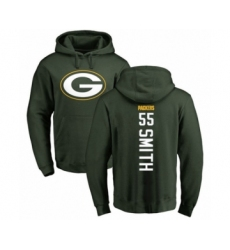 Football Green Bay Packers #55 Za'Darius Smith Green Backer Hoodie